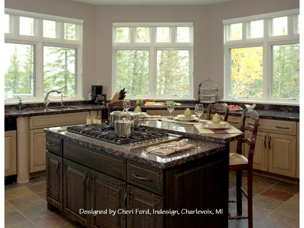 Gallery Of Installations » Rustic Style Kitchens » Album1